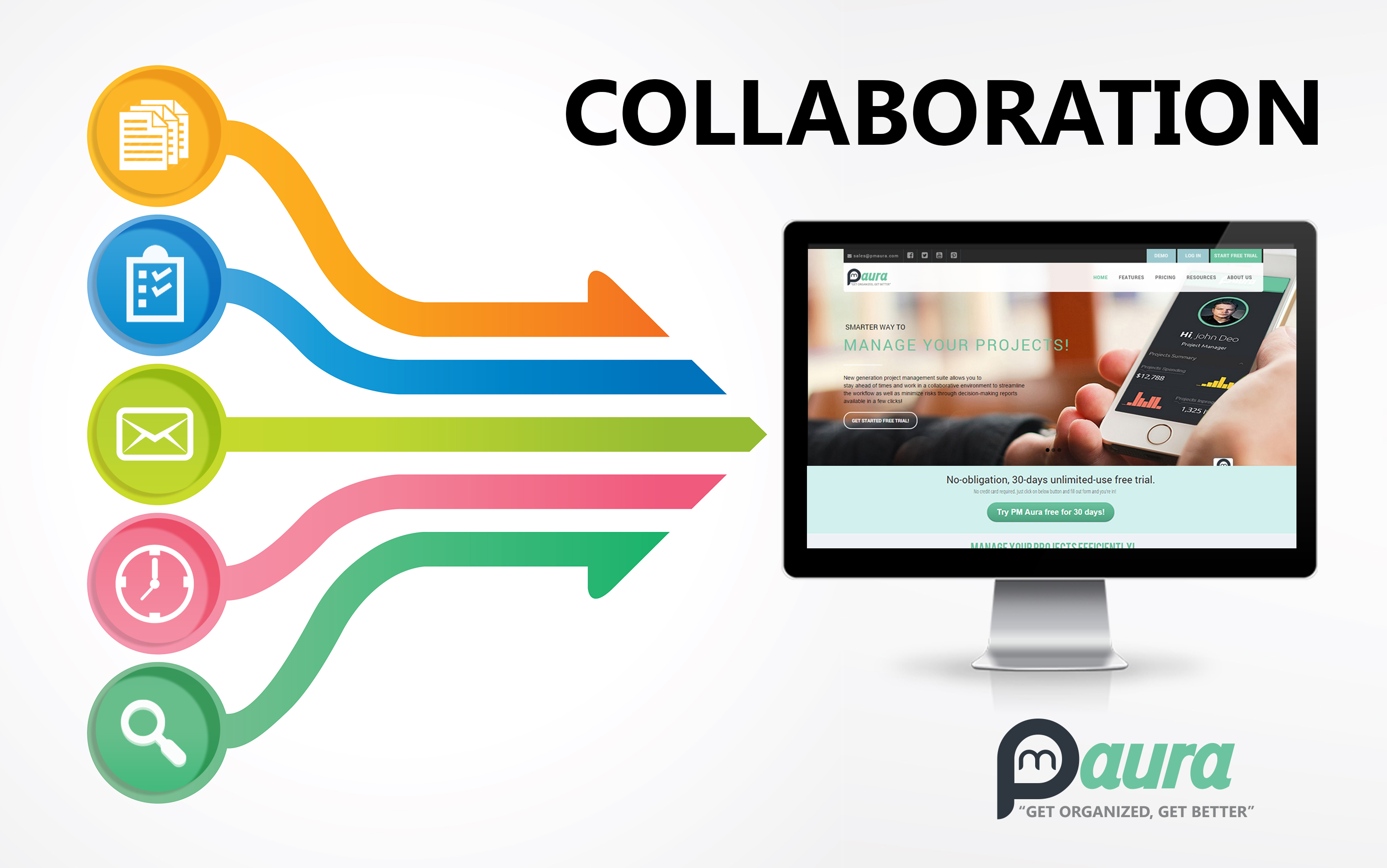 project management and collaboration software